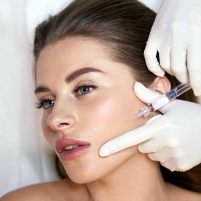 Les injections d'acide hyaluronique pour le joues creuses à Paris - Dr Nguyen