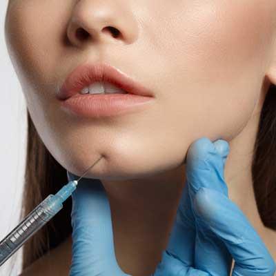 Les injections d'acide hyaluronique pour le menton à Paris - Dr Nguyen