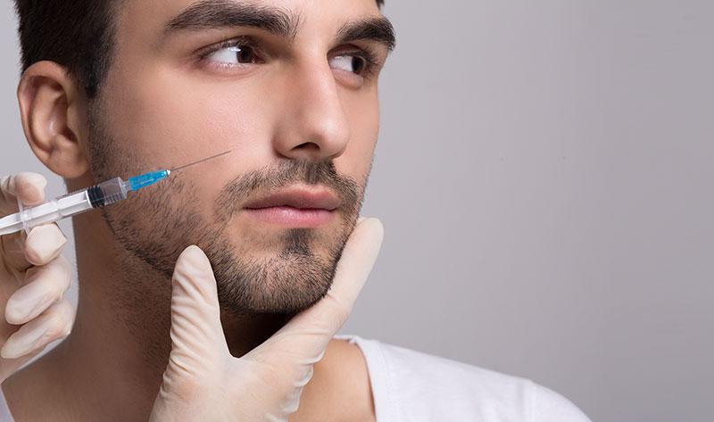 Injection d'acide hyaluronique pour les sillons nasogéniens à Paris - Dr Nguyen